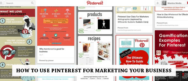 How to Use Pinterest for Marketing Your Business