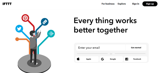 IFTTT – if this then that – what a cool tool