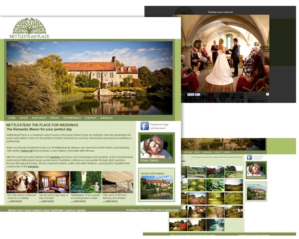 Mamba Media Portfolio - Nettlestead Place