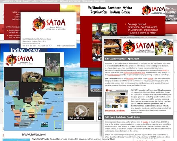 Mamba Media Portfolio - Satoa: 1