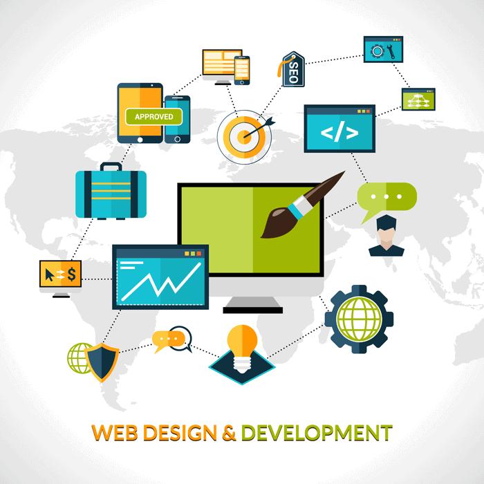 web-design-& development